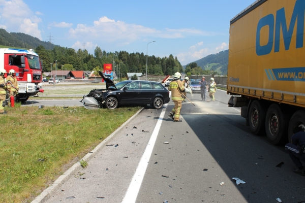 Unfall Schladming West